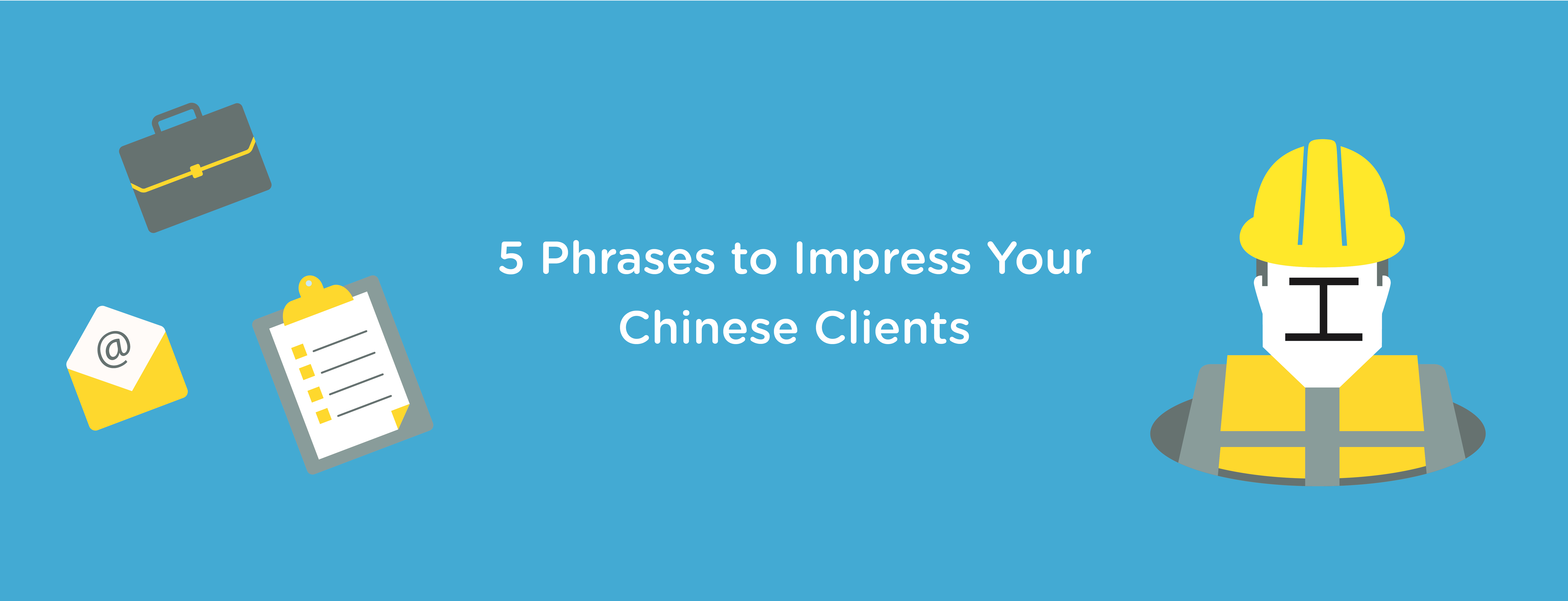 Blog 5 phrases to impress your chinese clients chineasy the terms business world and china are becoming synonymous in global trade the chinese renminbi is now more widely used than the euro kristyandbryce Gallery
