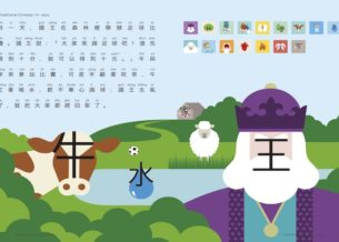 Chineasy Tiles LITE - SPEAK!-2